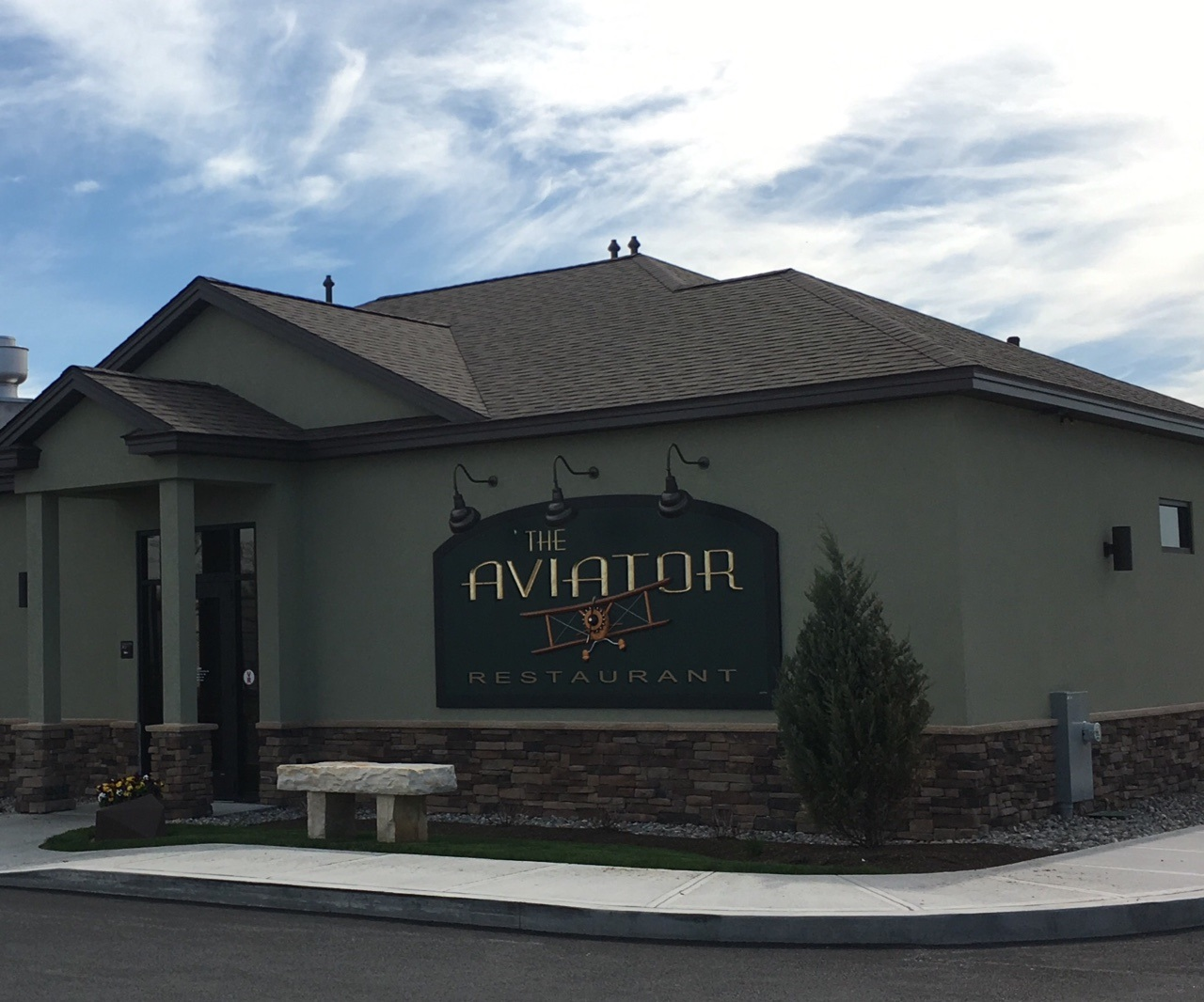 The Aviator Restaurant Grand Opening 05 11 16