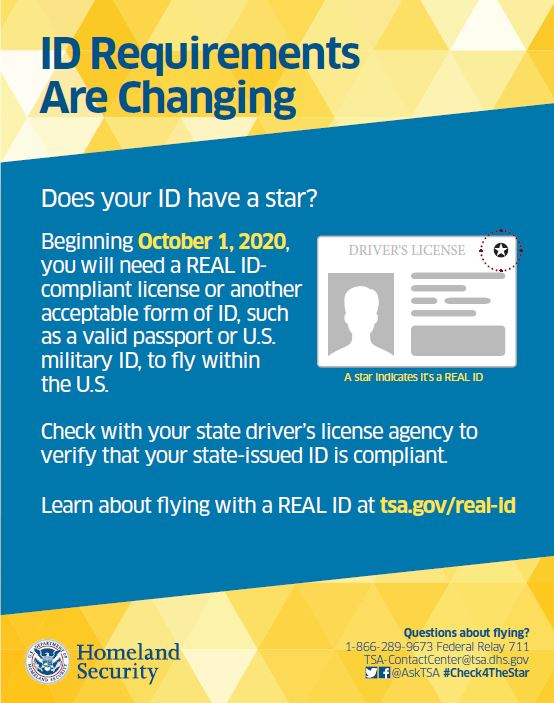Real ID 2020